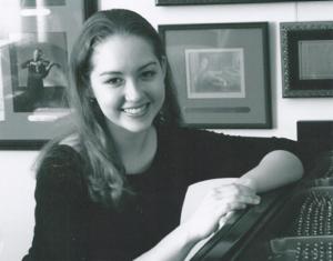 Kristina Nyberg, piano