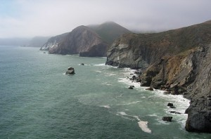 The Marin Headlands