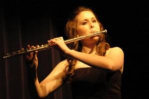 Sarah Sullivan, flute